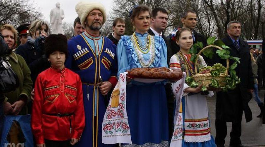 Казаки ©Фото Юга.ру