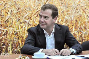 Дмитрий Медведев  ©http://www.yuga.ru/photo/808.html