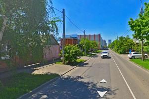 Улица Кузнечная ©Панорама с сайта «Яндекс.Карты», https://yandex.ru/maps