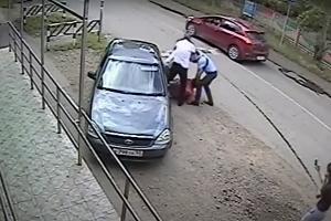 ©Скриншот видеозаписи, предоставленной «Комитетом против пыток», youtube.com/channel/UC05o_jac52aYPTjxKbPM4LQ