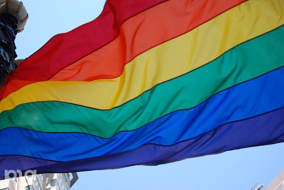 Флаг ЛГБТ ©pixabay.com