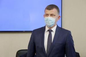 Евгений Наумов ©Фото пресс-службы администрации Краснодара