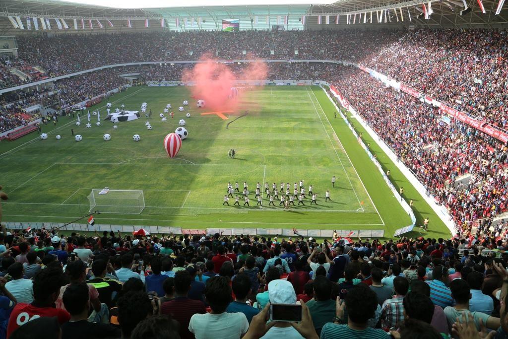 Международный стадион Кербелы