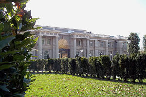 Т.н. дворец Путина на Черном море. Фото: RuLeaks ©Фото Юга.ру