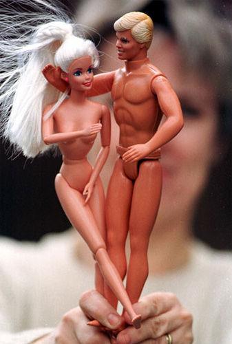 Барби сексуальная