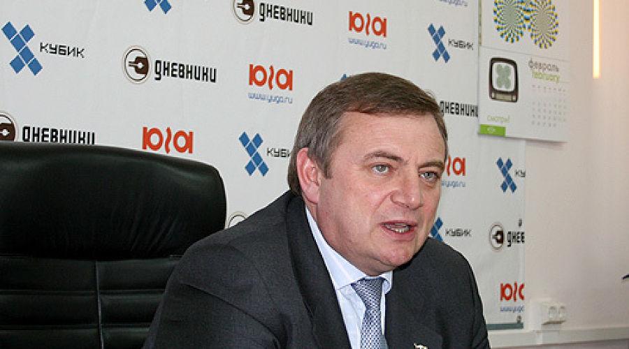 Анатолий Пахомов ©Фото Юга.ру