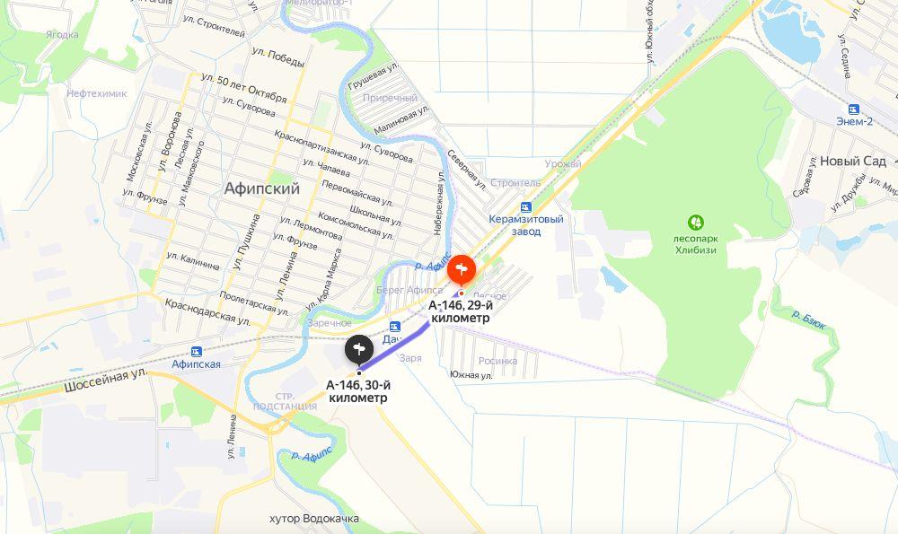 ©Скриншот страницы сервиса «Яндекс.Карты», yandex.ru/maps