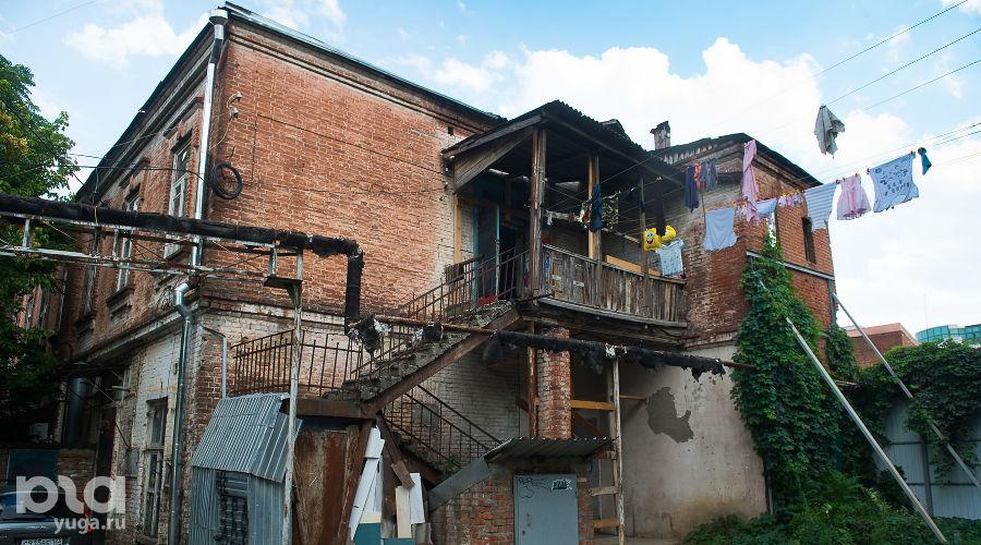Жилой дом начала XX века, Красноармейская, 49 ©Фото Елены Синеок, Юга.ру