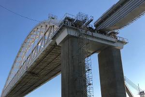 ©Фото инфоцентра Крымского моста