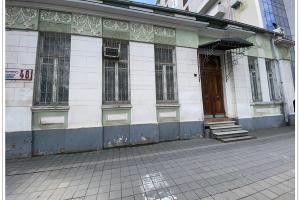Жилой дом Христофора Фришкулиди по ул. им. Орджоникидзе, 48 ©Фото пресс-службы мэрии Краснодара