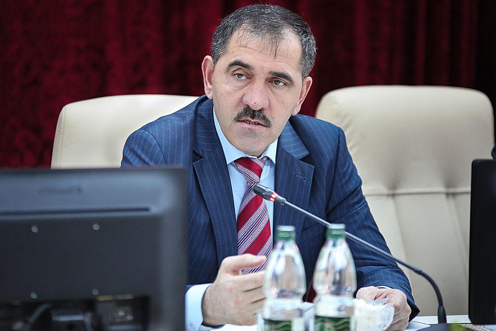 1-ый вице-премьер Ингушетии отстранен отдолжности из-за перинатального центра