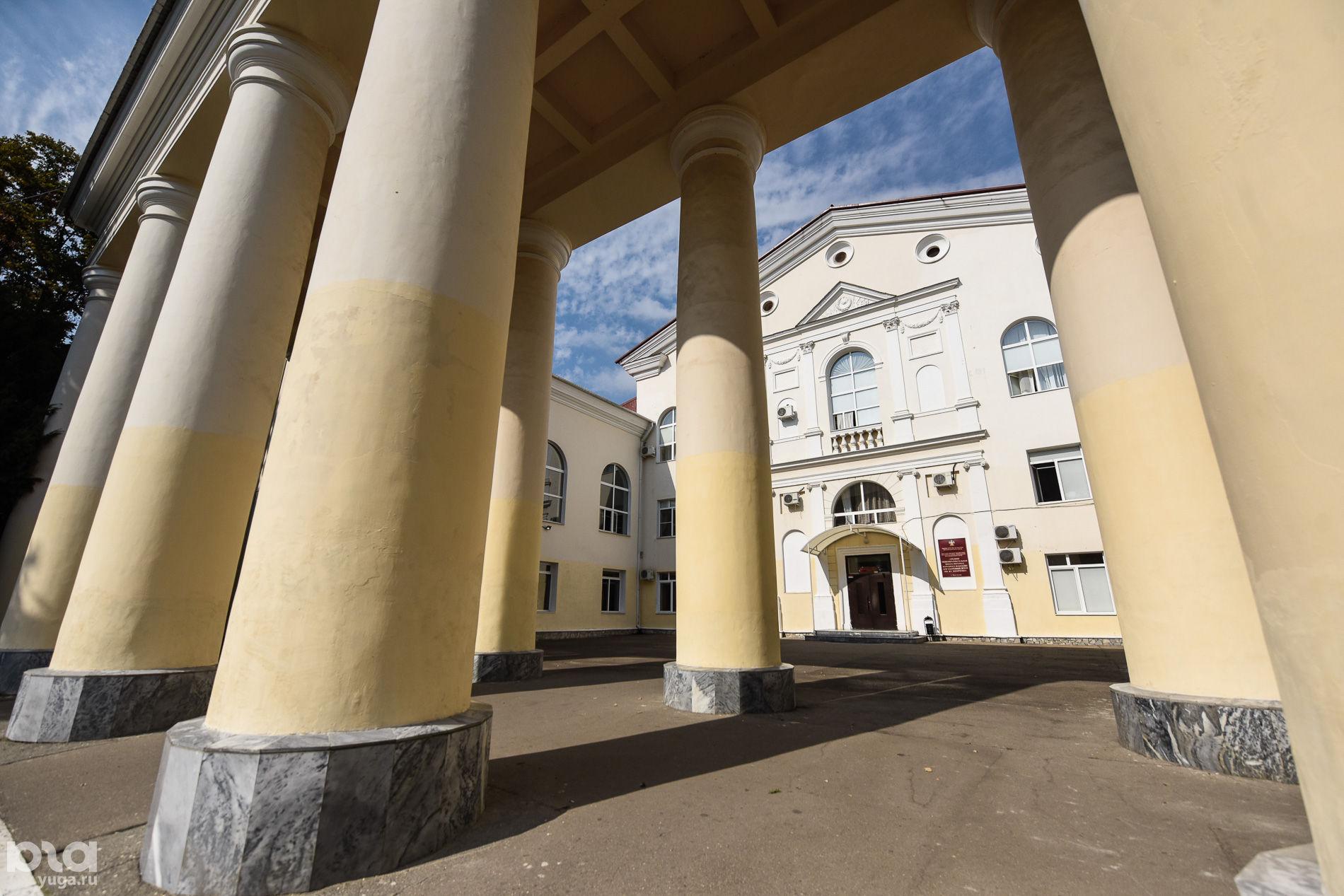 ВКраснодаре произошел пожар вшколе-интернате имени Захарченко
