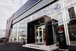 Новый дилерский центр Mitsubishi компании «Юг-Авто» в Краснодаре ©Фото пресс-службы компании «Юг-Авто»