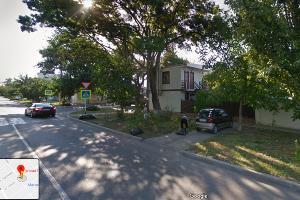 Дом на Гоголя, 145 в Анапе ©Скриншот из Google.Maps