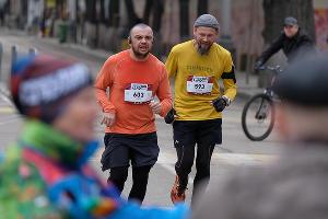 Первый ультра марафон «HOKA Hard Run 2017» в Краснодаре ©Фото Юга.ру