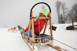 Тест-драйв SKODA Yeti в Красной Поляне ©Фото Елены Синеок, Юга.ру