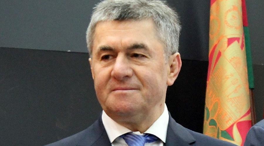 Мугдин Чермит ©Фото пресс-службы администрации Сочи