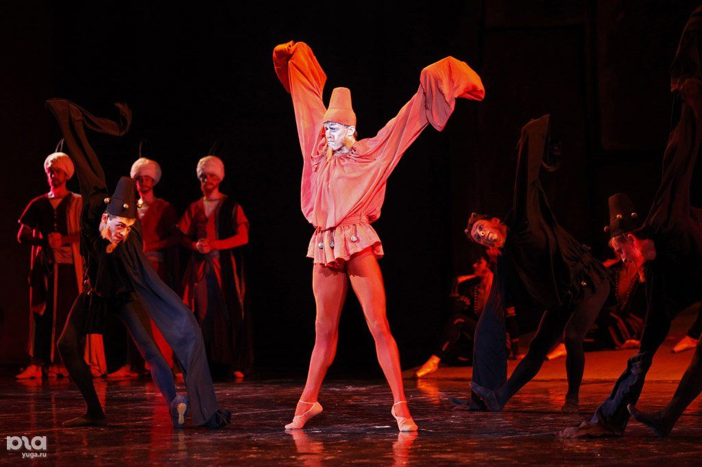 Фестиваль балетов в честь Юрия Григоровича в Краснодаре ©Влад Александров. ЮГА.ру