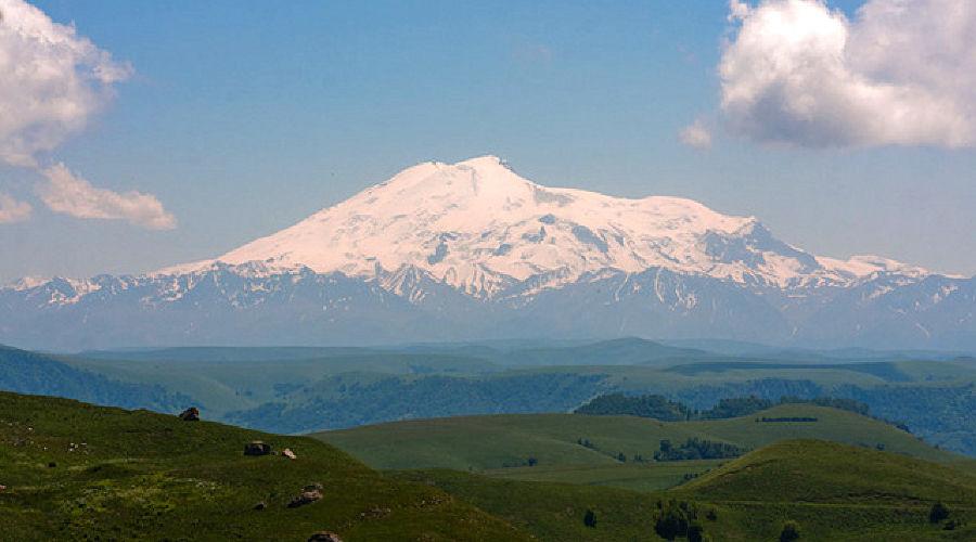 Гора Эльбрус ©http://Владимир Котельников