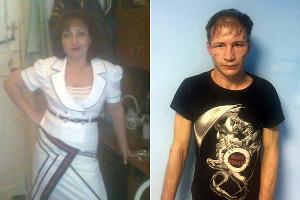 Наталья и Дмитрий Бакшеевы  ©Фото канала Mash в Telegram, t.me/breakingmash