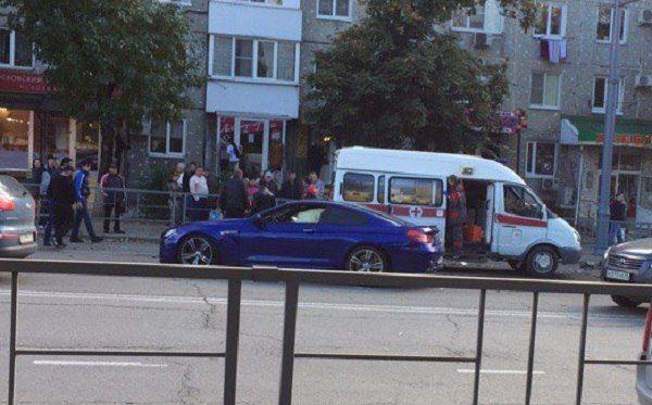 Скандальный синий БМВ додрифтовался до трагедии вКраснодаре