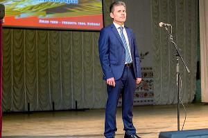 Евгений Путинцев ©Фото пресс-службы администрации Приморско-Ахтарского района