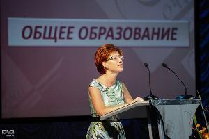 Фестиваль «Образование-2013» в Сочи. Ольга Медведева ©Фото Нины Зотиной, Юга.ру