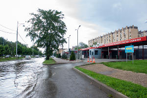 Улица Московская ©Фото Дмитрия Пославского, Юга.ру