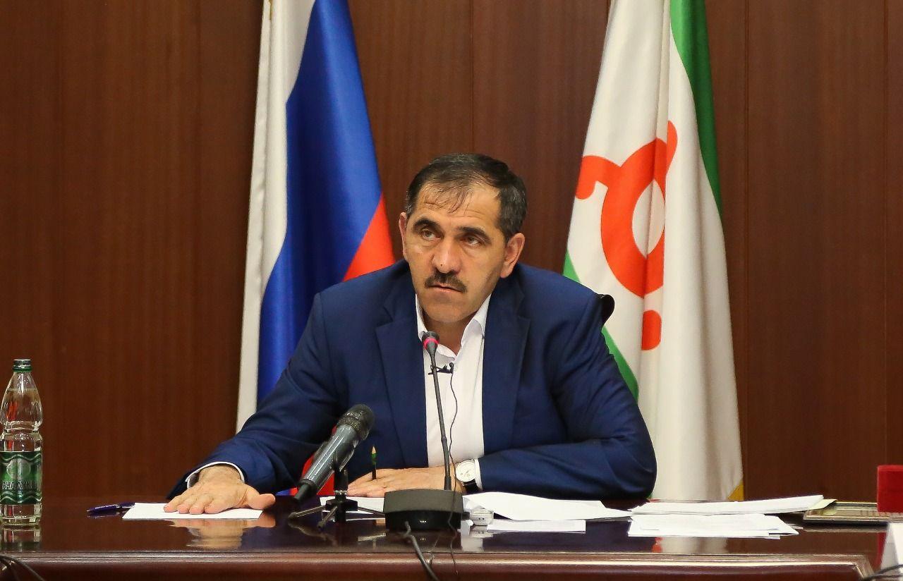 Руководитель Ингушетии назначил новых вице-премьеров, ответственных застроительство икультуру