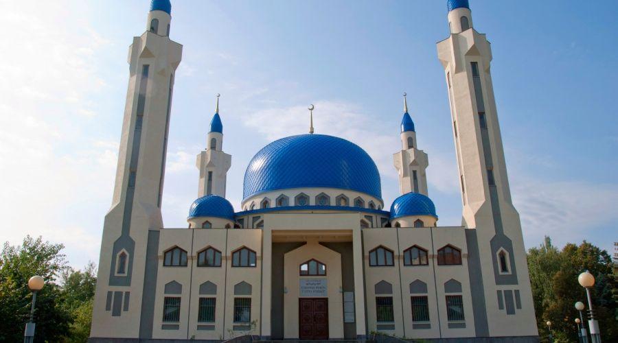 Мечеть в Адыгее ©Фото пресс-службы главы Республики Адыгея