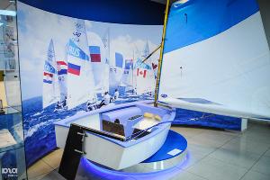 """Выставка """"Олимпийские игры: вчера, сегодня, завтра"""" в Краснодаре ©Елена Синеок, ЮГА.ру"""