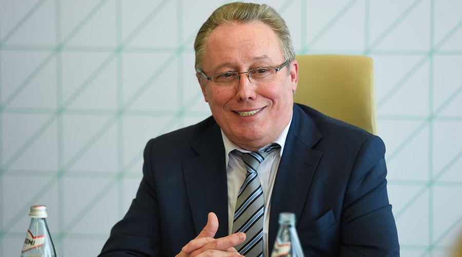 Виктор Тусиков, управляющий банком ВТБ в Краснодарском крае  ©Фото предоставлено пресс-службой банка ВТБ