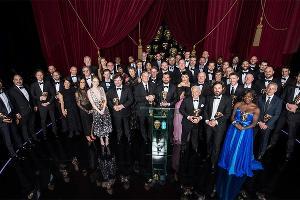©Фото из аккаунта BAFTA в Twitter, twitter.com/bafta