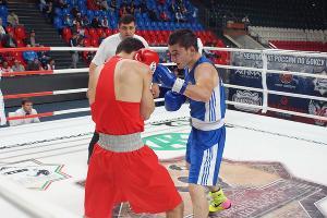 Чемпионат России по боксу в Грозном ©Фото из группы vk.com/rusboxing