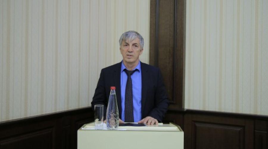 Хизри Абакаров ©Фото пресс-службы администрации Дербента