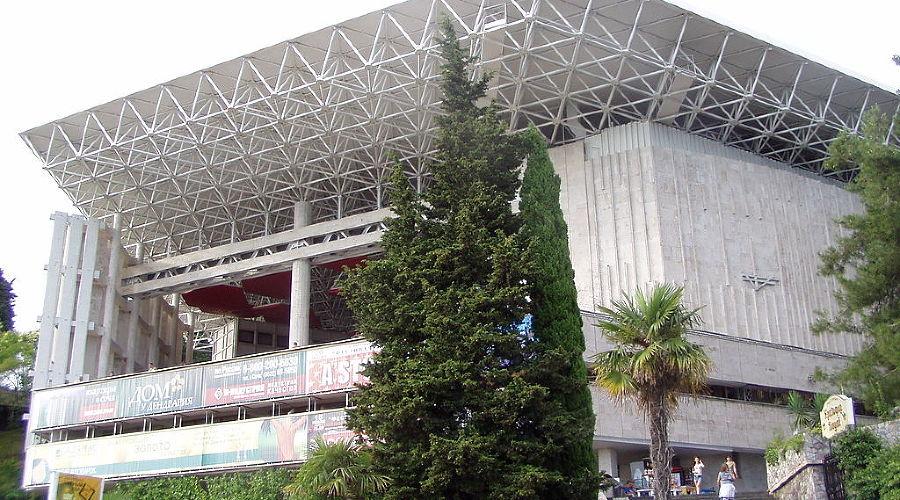 Концертный зал «Фестивальный» в Сочи ©Фото с сайта wikimedia.org