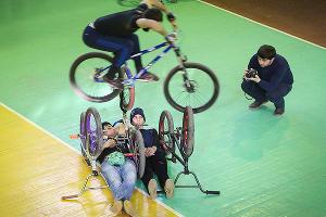 Чемпионат по паркуру Absolute Power 2 в Махачкале ©Джамиль Шуайбов
