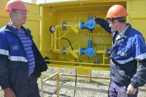 ©Фото пресс-службы Газпром газораспределение Краснодар