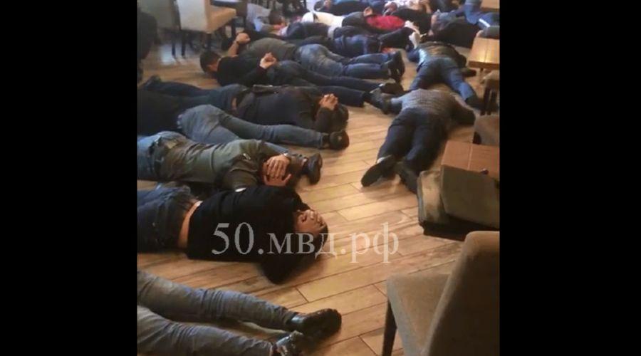 ©Скриншот из видео МУ МВД России «Люберецкое»