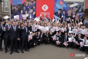 ©Фото пресс-службы Краснодарского представительства университета «Синергия»