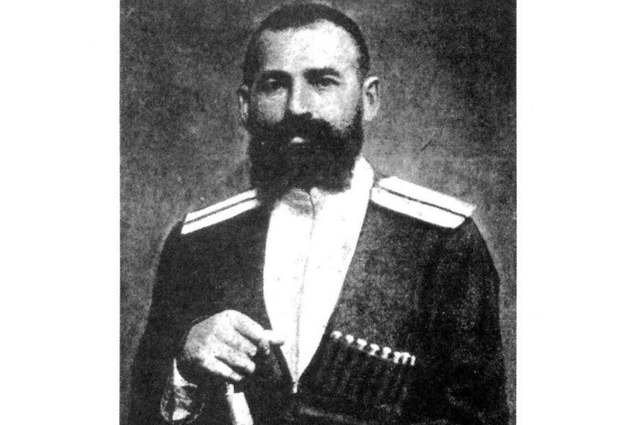 Кондрат Лукич Бардиж, комиссар Временного правительства на Кубани