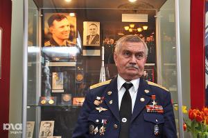 Космонавт Анатолий Березовой ©Фото Юга.ру