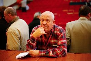 Руслан Шмаков в жюри КСП г. Ессентуки ©Фото из архива Руслана Шмакова