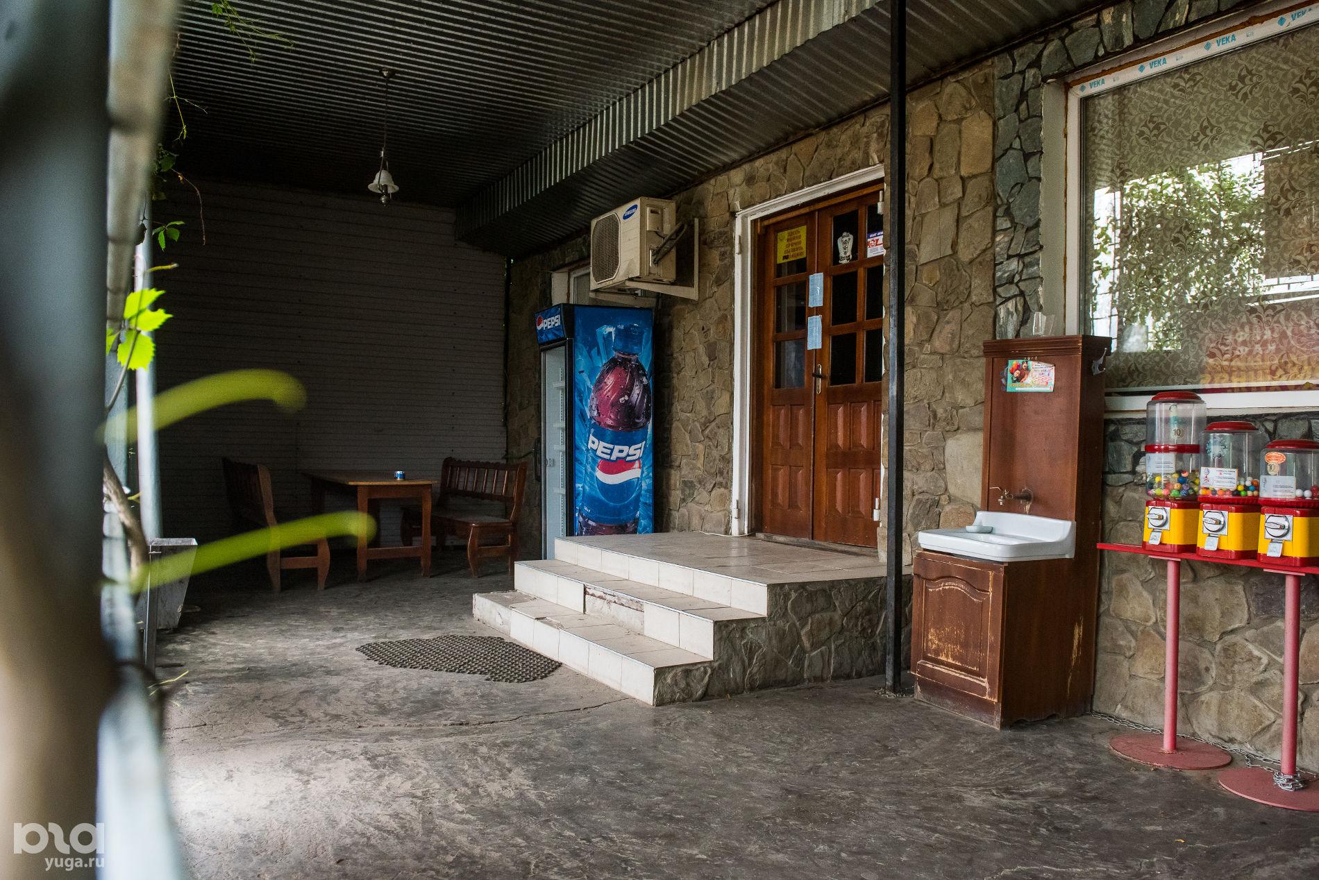Кафе «Ивушка» ©Фото Елены Синеок, Юга.ру