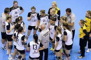Молодежная сборная России по гандболу ©Фото с сайта rushandball.ru