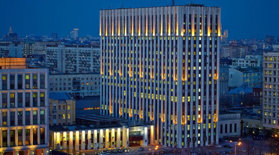 Министерство юстиции РФ ©Фото с официального сайта Министерства юстиции РФ, minjust.ru