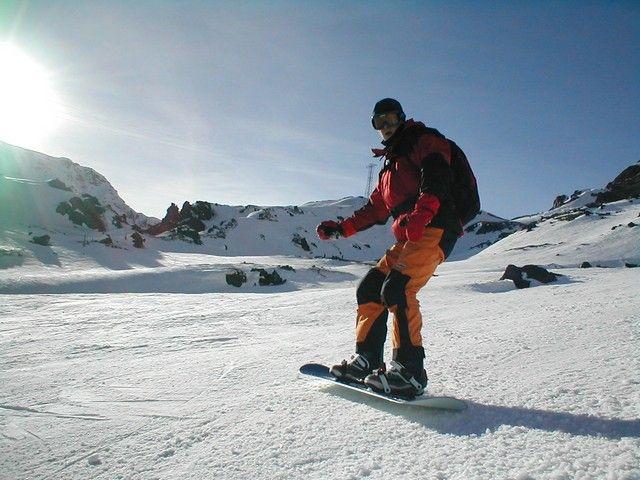 ВКрасной поляне из-за снегопада перенесли открытие сезона катания