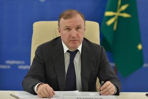 Глава Адыгеи Мурат Кумпилов ©Фото Алексея Гусева