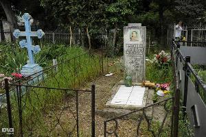 Староверы отметили Радоницу на кладбище центре Олимпийского парка в Сочи  ©Михаил Мордасов, ЮГА.ру