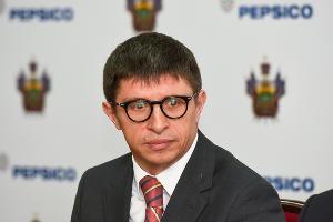 Президент PepsiCo в России, Украине и СНГ Сильвиу Попович ©Елена Синеок, Юга.ру